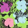 Andy Warhol FLOWERS Lithograph, Signed Edition