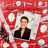 Howard Finster (1916-2001) Elvis Christmas Album #38,992
