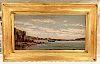 William Preston Phelps (American, 1848-1923)  York Harbor, Maine