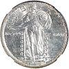 U.S. 1918 STANDING LIBERTY 25C COIN