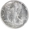 U.S. 1920-D WALKING LIBERTY 50C COIN