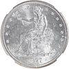 U.S. 1877-S TRADE $1 COIN