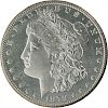 U.S. 1879-CC MORGAN $1 COIN