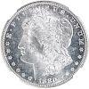 U.S. 1880-S MORGAN $1 COIN