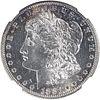 U.S. 1887-S MORGAN $1 COIN