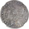 U.S. 1893-S MORGAN $1 COIN
