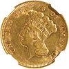 U.S. 1878 $3 GOLD COIN