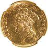 U.S. 1888 $3 GOLD COIN