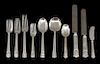 Tiffany & Co San Lorenzo sterling silver flatware service for 12