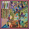Jose Benitez Sanchez (Mexico, b. 1938) Huichol Thread Painting