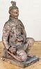 Chinese Terra Cotta Soldier/Kneeling Archer