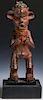 Standing Figure, Yaka Peoples, Congo, Early 20th C