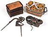 Lot of 4 Indonesian Ethnographic Objects
