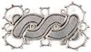 William Spratling (1900-1967) Sterling Silver Pin