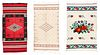 3 Estate Textiles, Mexican & Bessarabian