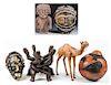 6 Misc. Vintage African Carvings
