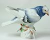 Meissen German Hand Painted Porcelain Pigeon