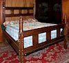 Plantation Handmade Bed