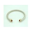 David Yurman 925  Cable Classic 5mm  Bracelet with