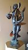 "Arman Bronze Sculpture  LARGE ""Amphitrite with propellors"""