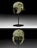 Greek One-Piece Helmet of Chalcidian Type