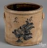 New Jersey stoneware crock, 19th c.