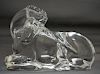 BACCARAT CRYSTAL UNICORN