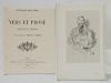 James A. M. Whistler transfer lithograph