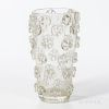 """Ercole Barovier (1889-1974) for Toso and Company """"A Stelle"""" Vase"""