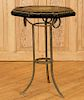 19TH C. AESTHETIC MOVEMENT TABLE OCTAGONAL TOP