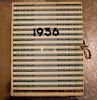 NOUVEAUX INTERIEURS FRANCAIS BOOK CIRCA 1936