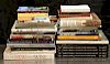 COLLECTION OF 36 REFERENCE BOOKS TRAVEL WINE