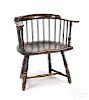 Pennsylvania lowback Windsor chair