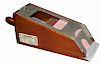 Antique French JAL Baccarat Card Dealer Shoe