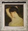 Manner of Jean-Jacques Henner (1829 - 1905)