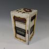 ANTIQUE JAPANESE LACQUER BOX - MEIJI PERIOD