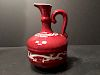 Fine Chinese Red Dragon Ewer, marked on bottom