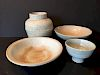 ANTIQUE Chinese Qingbai Porcelain Bowls, Song period