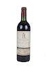 Château Latour. Cosecha 1984. Premier Grand Cru Classé. Grand Vin. Pauillac. Nivel: en el cuello.
