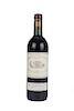 Château Margaux. Cosecha 1989. Premier Grand Cru Classé. Grand Vin. Nivel: llenado alto.