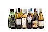 Vinos Blancos y Rosados de México, España y Argentina. Marqués de Cáceres, Diamante, Pascual Toso. etc .Piezas: 12.