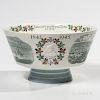 Wedgwood Queen's Ware Montreal Bowl
