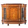 Italian Napoleon III Style Side Cabinet