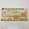 IMPORTANT OLD CHINESE STAMPS ON ENVELOPE