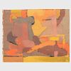Jo Levy (1904-1996): Abstraction