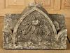 19TH C. CARVED MARBLE ARCHITECTURAL ELEMENT
