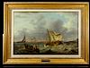 Charles Martin Powell (British, 1775-1824), Breezy Day