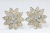Van Cleef & Arpels Lotus Medium Rose Gold Diamond