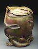 Lenormand Pottery Apple Jar.