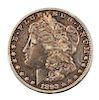 1893-CC Morgan Silver Dollar.